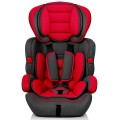 innovaciones-ms-car seat travel grey and red